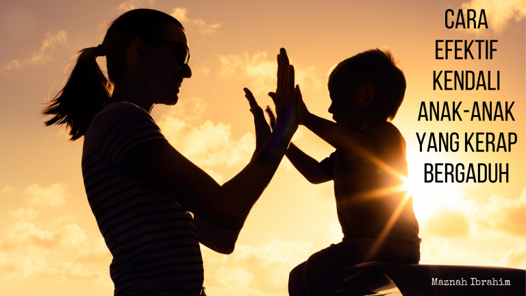 Read more about the article Cara Efektif Kendali Anak-Anak Yang Kerap Bergaduh