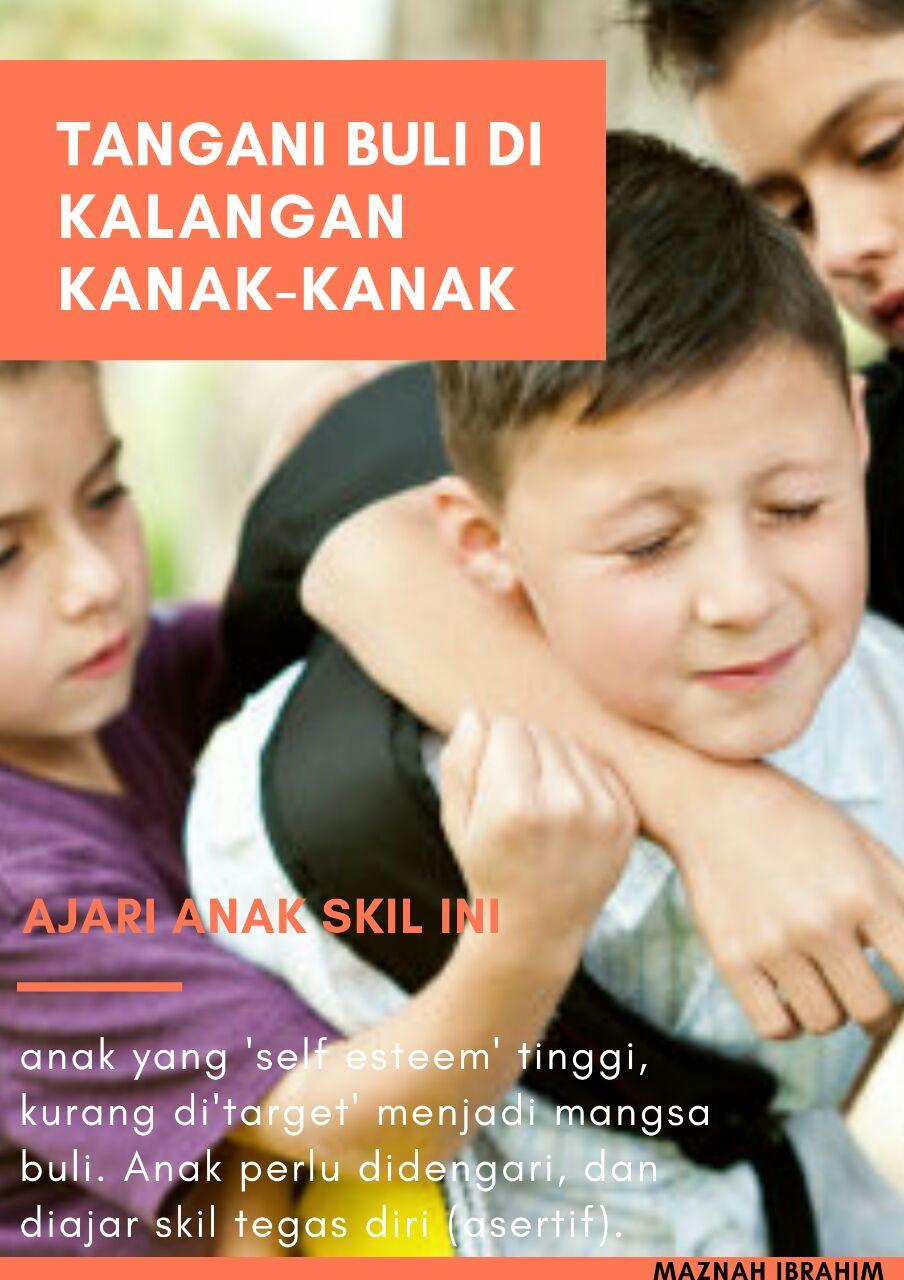 Ajar Anak Skil Cegah Buli
