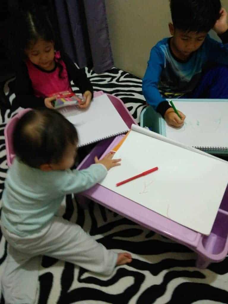 3 anak dengan 3 keperluan perkembangan yang berbeza - maznah ibrahim
