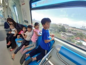 6 Pit Stop Dalam Kehidupan 'Parenting Journey' Kita…