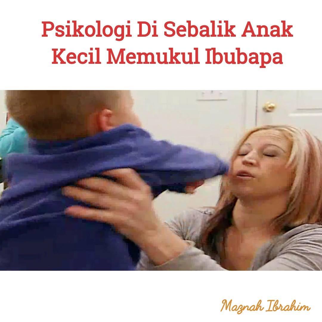 You are currently viewing Pelik, Marah: Kenapa Anak Kecil Saya Memukul Saya?