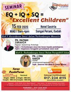 seminar parenting iesq