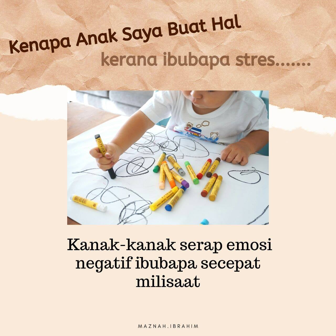 You are currently viewing Tips Keibubapan #41.2 (Kenapa Anak Buat Hal dan Cara Bantu Dia)