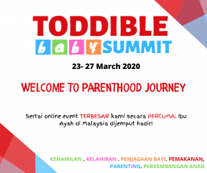 Toddible Baby Summit 2020