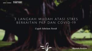 Stres Sepanjang Tempoh PKP Covid-19